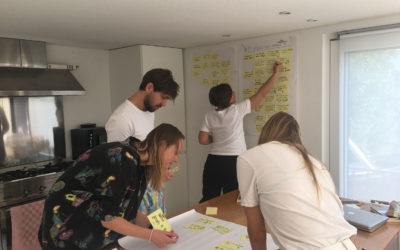 Tweedaagse heisessie: aanscherping van het merk, het BMC en de visie