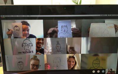 Training Mural: online visueel samenwerken